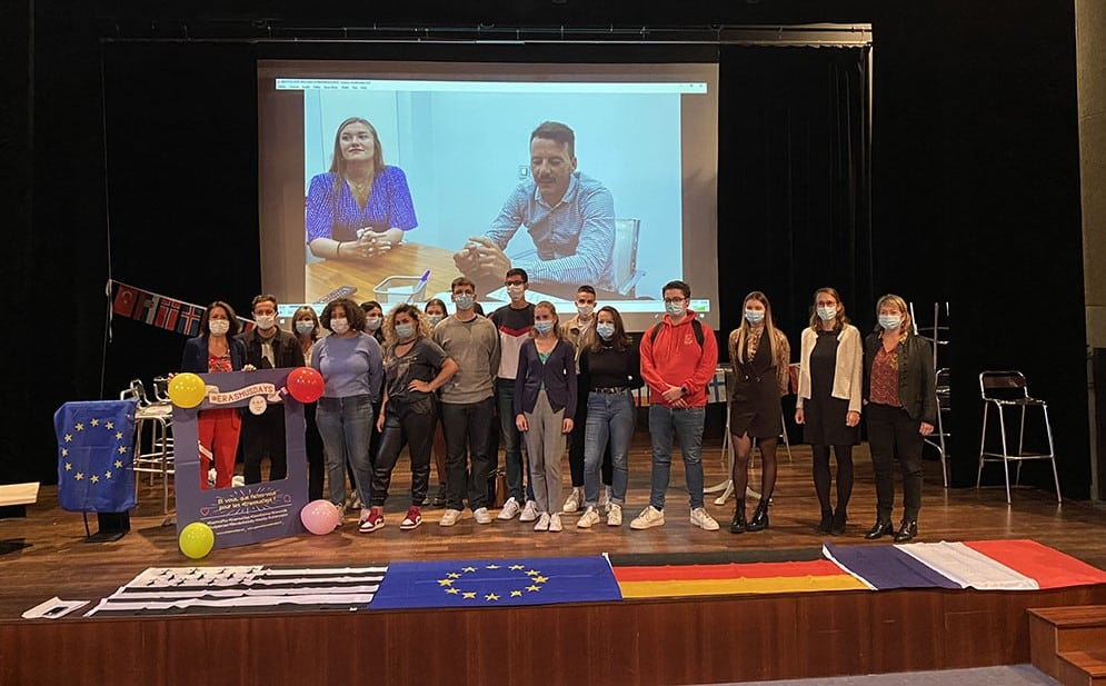 Des Erasmusdays sous le signe du partage