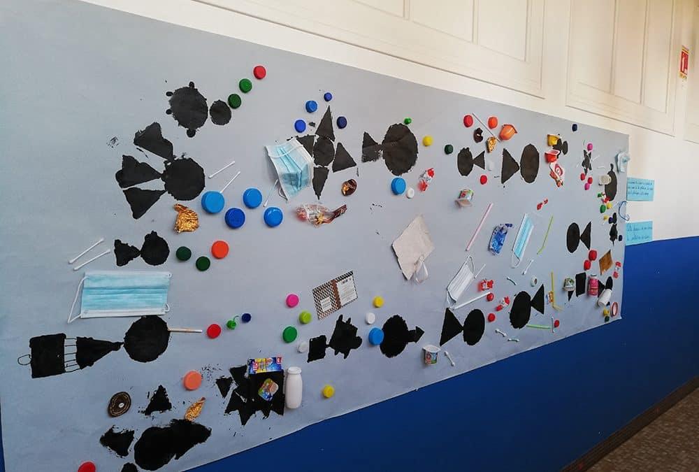Séquence d'art avec la classe de CPA