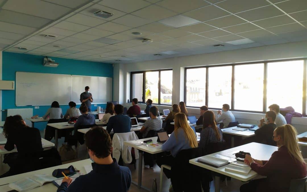 Les DCG3 préparent leur poursuite d'études –  Semaine 1