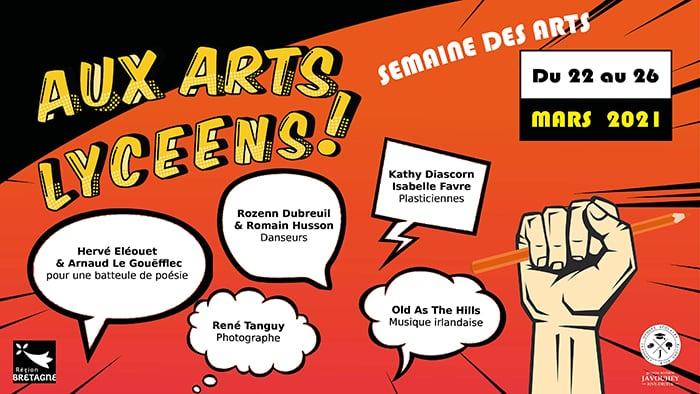 Semaine des Arts 2021 !