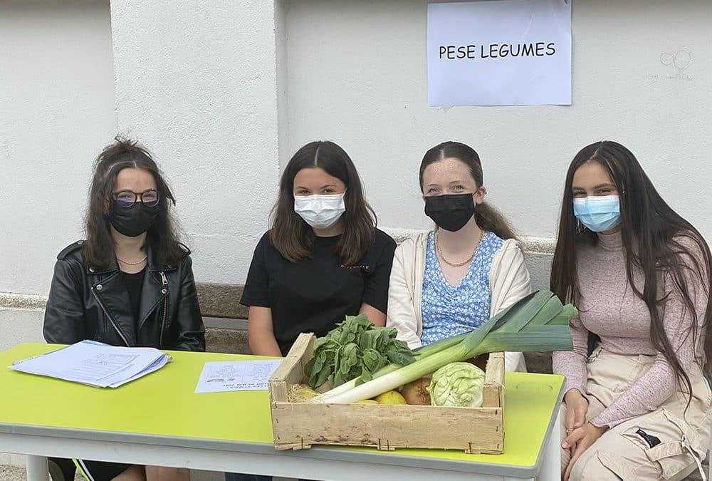 Une kermesse respectueuse de l'environnement au Collège Javouhey