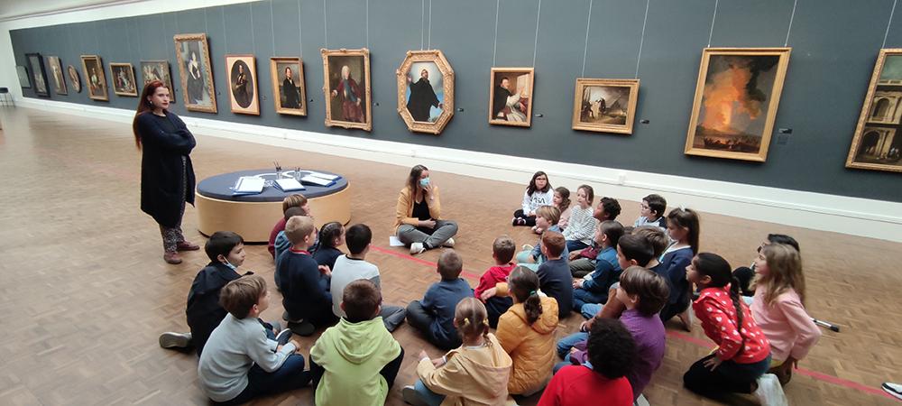 Visite des Beaux-Arts et du Conservatoire !